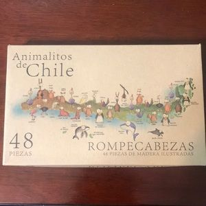 Animals of Chile Puzzle